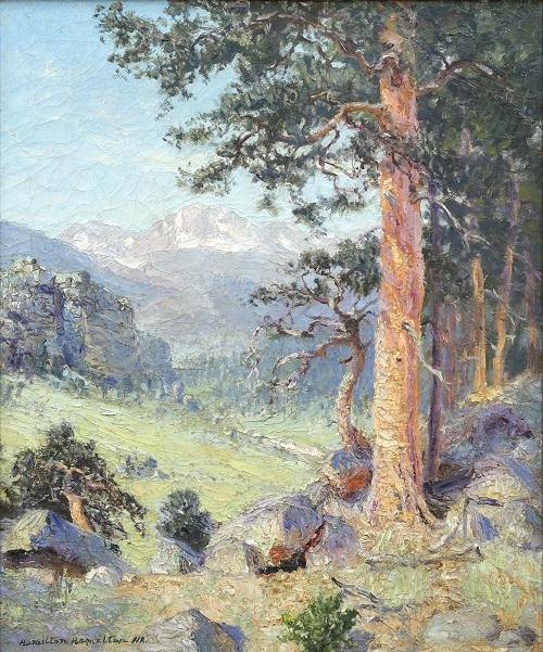 wilderniess-painting